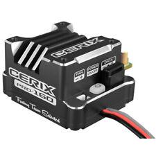 Corally C-53003-1 Cerix PRO Blk 2-3S BL ESC: 1/10 Snsrd & Sensorless Motors 160A