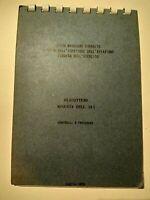 Aviazione Leggera dell'Esercito Manuale Checklist Elicottero AB205 Luglio 1970