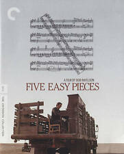 Five Easy Pieces (Blu-ray Disc, 2015, Criterion Collection) NEW SEALED