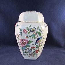 Aynsley Bone China PEMBROKE Large Covered Jar