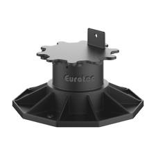 Eurotec Deck Support Plastic Adjustable Pedestal ECO L Hardware 20-Pieces / Box