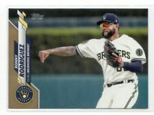 2020 Topps Gold #682 Ronny Rodriguez 979/2020 BREWERS