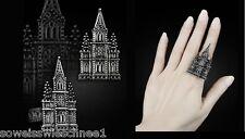 Restyle anillo iglesia Gothic Lolita Church Victorian steampunk gótico Fantasy WGT