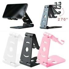 Universal Adjustable Mobile Phone Holder Stand Desk Tablet Foldable Portable g8