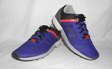 Men's Adidas Torsion  Purple Athletic Training Running Sneakers Size 13.5 D