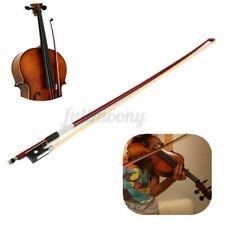 More details for black friday 4/4 electric silent violin set with rosin bow case headphone line