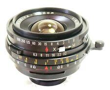 Mamiya Sekor 50mm f/6.3 lens for Universal Press Super 23 NEEDS REPAIR #82811