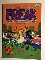 GIlbert Shelton The Fabulous Furry Freak Brothers 2 1989 Rip Off Press