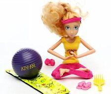 AZIAM Asana Yoga Girl Doll