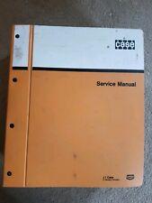CASE 688P EXCAVATOR SERVICE MANUAL
