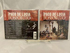 Paco De Lucia Fosforito Volume 1 - 1994 IMP