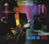 GREGOR HILDEN - BLUE IN RED  CD NEW+