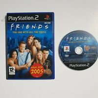 Friends The One With All The Trivia PlayStation 2 PAL PS2 Game