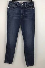 Guess Women's 1981 High Rise Skinny Jeans Size 29 Light Medium Wash
