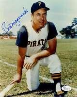 Bill Mazeroski Jsa Certified Authentic Hand Signed 8x10 Photo Autograph