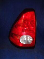 OEM Pontiac Aztek Sport Left Driver Side Tail Brake Reverse Light 01 02 03 04 05
