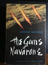 The Guns of Navarone by Alistair MacLean (U.S. First Edition)