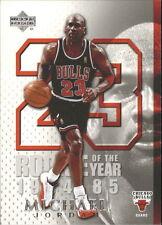 Bright 1998-99 Ud Choice Preview Michael Jordan Nba Finals Shots #1 Michael Jordan Sports Trading Cards