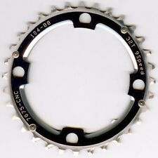 133g gobike88 Driveline Chainring Guard 53T R43 BCD 130mm Gold