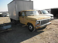 5.8 L Gas Engine this Engine is a 351 Mod 400 1978 Ford F-350 Box Truck # 3AB05