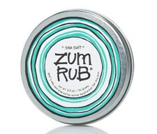 Sea Salt Zum Body Muscle Rub Indigo Wild 2.5oz NEW natural massage stress relax