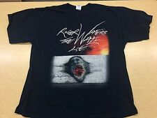 Roger Waters The Wall 2012 Tour Shirt XL North America Cities Pink Floyd