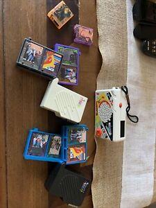 LOT Fisher Price POCKET ROCKERS Mini Tapes PLAYER storage