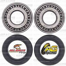 All Balls Front Wheel Bearing & Seal Kit For Harley FL Electra Glide 1973 73