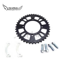 Rear Chain Sprocket 428 76mm 41 T For 125cc 140cc SDG Demon SSR YCF GIO Pit Dirt