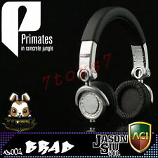 ACI Toys x Jason Siu 1/6 Primates in concrete jungle_ Headphone _Brad Bid AT040G