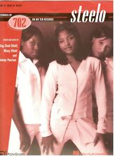 """702 """"STEELO"""" SHEET MUSIC-PIANO/VOCAL/GUITAR-EXTREMELY RARE-BRAND NEW ON SALE!!"""
