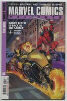 Marvel Comics Presents 6 2019 FN VF 1st Print Wolverine Daughter Rien Deadpool