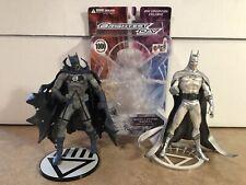 DC Direct Green Lantern Blackest Night Batman White + Black Figures Collectibles
