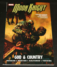 2008 Moon Knight Vol 3 God and Country Graphic Novel TPB VF-NM