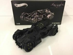 Hot Wheels BLY30 Batman Arkham Chevalier Batmobile Echelle 1 :
