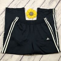 ADIDAS Track Gym Pants Mens Size XL Jogging Running Exercise Dark Blue au279