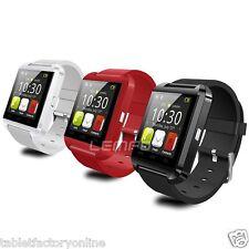 5 Smart Watch Bluetooth Sync Handsfree for Samsung Galaxy HTC LG in gift box