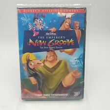THE EMPEROR'S NEW GROOVE New DVD Disney New Groove Ed