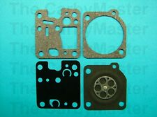 ZAMA Type Replacement GND-52 Gasket and Diaphragm Kit Fits Echo PE GT SRM more