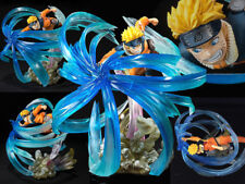 Collections Anime Figure Toy Naruto Rasengan Battle Ver. Figurine Statues 19cm