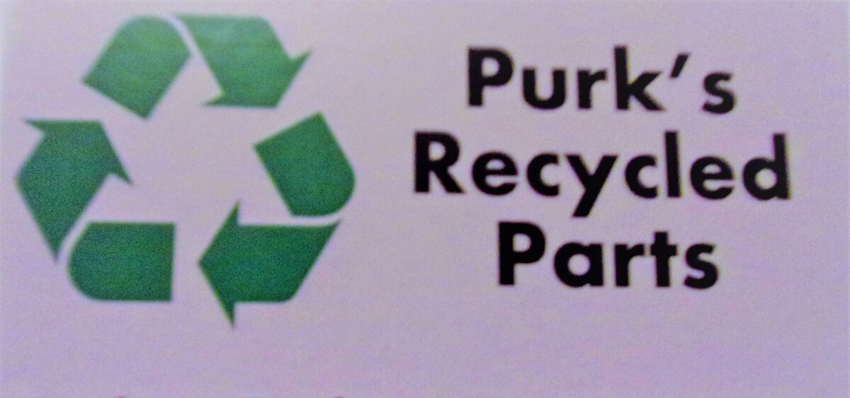 Purks Recycled parts