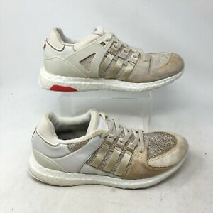 Adidas EQT Support Utra CNY Sneaker Shoes Rooster Lace Up Low Top White Mens 8.5