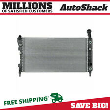 New Radiator Assembly for Buick LaCrosse Allure Pontiac Grand Prix Chevy Impala(Fits: LaCrosse)