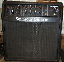 Seymore Duncan Convertible 100watt guitar amp w/ extra pre amp modules
