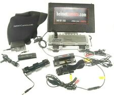 Helmet Camera HC2-560 Video Camera w Waterproof Otter Box for DVR Neoprene Cap