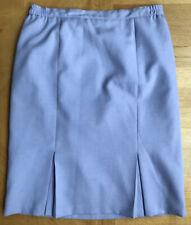 Vintage Debenhams Classic Skirt Size 18 UK, Colour Mauve