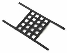 RC 1/10 Scale Accessories WINDOW NET Mesh Window Cover - SMALL - BLACK -