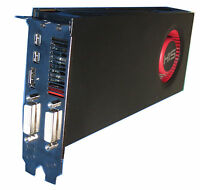 Grafikkarte HIS HD6870 AMD Radeon 1GB für PC/Mac Pro 3.1/5.1   #100