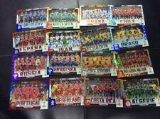 2014 Panini Colour Prizm World Cup Team Photo 16 lot Different Portugal Ronaldo