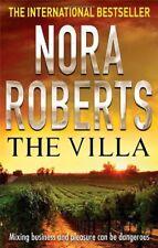 The Villa,Nora Roberts- 9780749929688